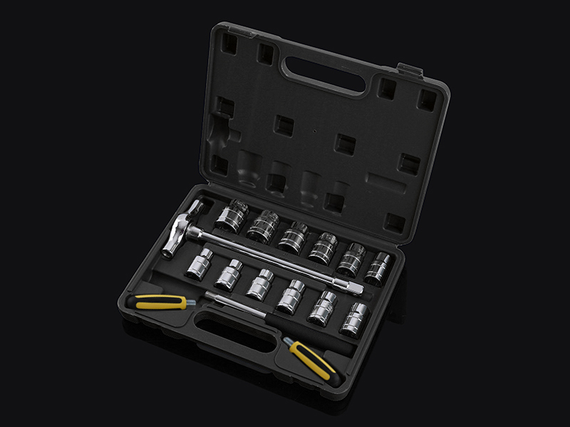 15 Pcs wrench set