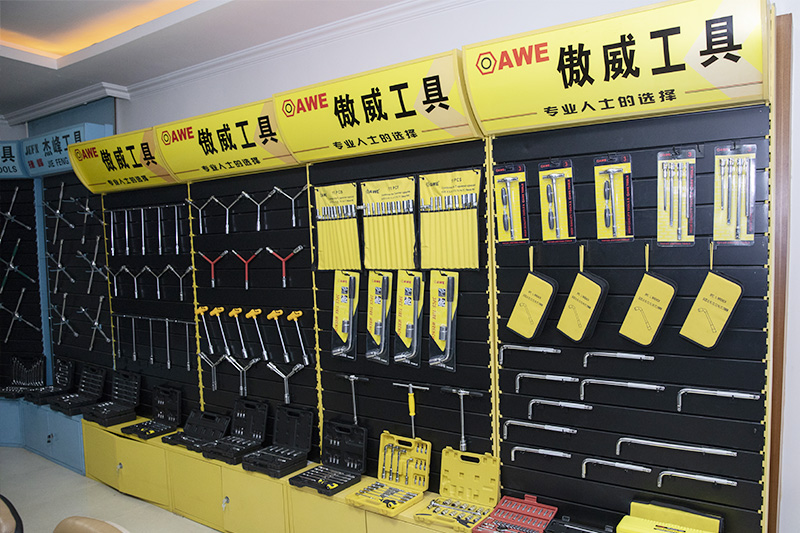 The functional characteristics and common specifications of allen wrenches